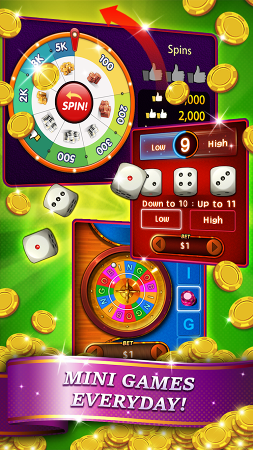 Bingo City Live 75+Vegas slots- screenshot