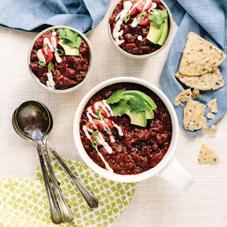 Easy Does It Sunday Evening Vegan Chili Recipe