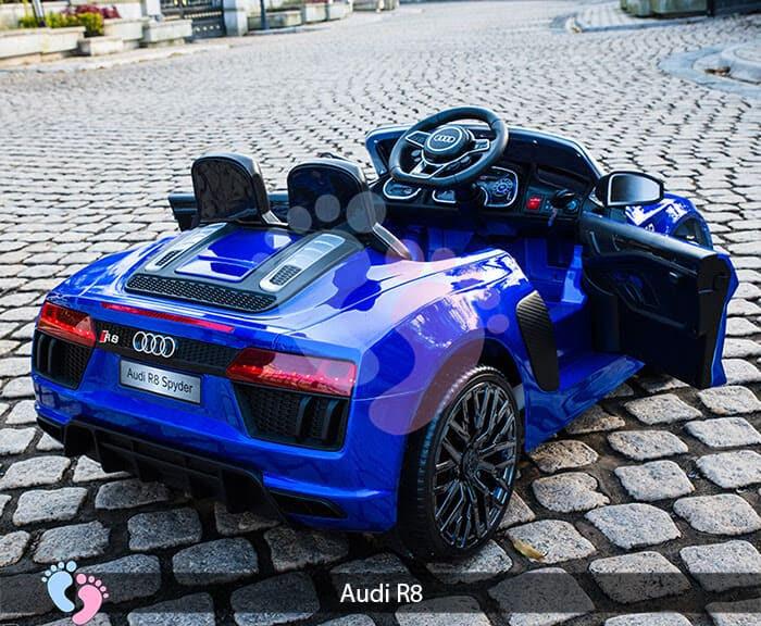 Xe hơi điện thể thao Audi R8 6