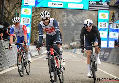 Ex-renner Lotto en huidig ploegmaat Vanmarcke loopt schouderbreuk op bij valpartij