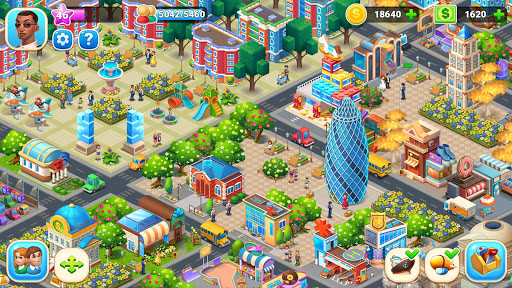 Farm City : Farming & City Building 2.3.2 screenshots 4
