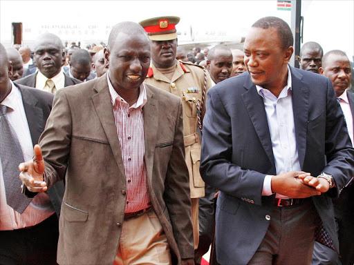 DP Ruto: I am married to Rachel not Uhuru