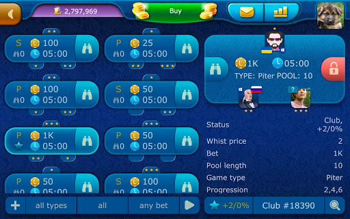 Preference LiveGames - free online card game 3.86 screenshots 20