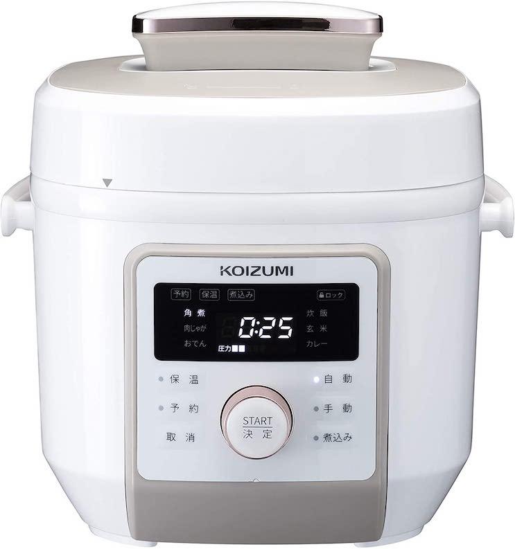マイコン電気圧力鍋KSC-4501
