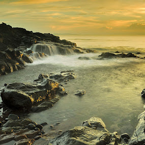 by Aries Putranto - Landscapes Waterscapes