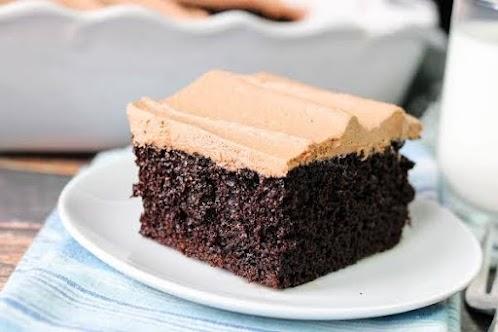 Black Magic Cake (Best Chocolate Cake Ever!)