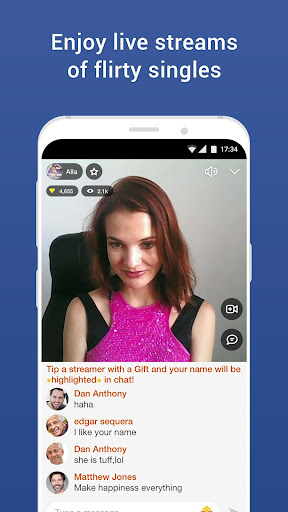 DateMyAge: Dating for mature singles 3.17.0 7