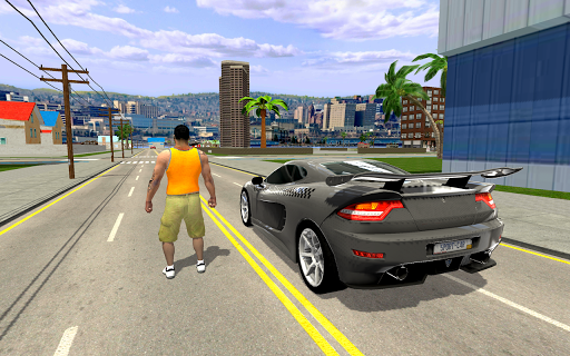 Grand Gangster Miami Mafia Crime War Simulator 1.6 screenshots 5