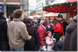 Koln Christmas Market 07 - Crowds