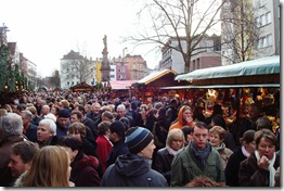 Koln Christmas Market 12 - Crowds
