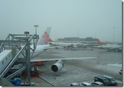 Schiphol Xmas Out 09