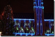 c- Town Hall Light Show 16