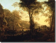 Both - Dutch landscape painting