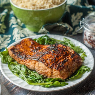 Chili Soy Salmon (4 Ingredients).