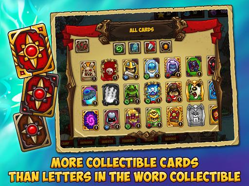 Booblyc TD - Cool Fantasy Tower Defense Game screenshots 12