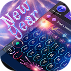 New Year Keyboard icon
