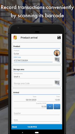 Storage Manager : Stock Tracker screenshot 7