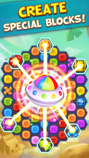 Toy Party: Free Match 3 Games, Hexa & Block Puzzle  screenshots 2