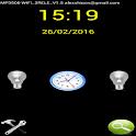 Wi-Fi реле, 2 канала MP3500