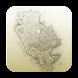 因島古い地図