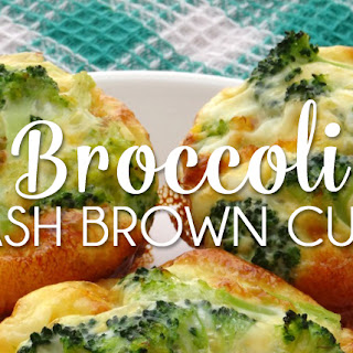 Broccoli Hash Brown Cups