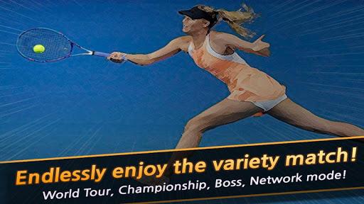 Télécharger as du tennis  APK MOD (Astuce) screenshots 1