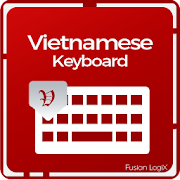 Vietnamese Typing Keyboard-English &Vietnam Keypad