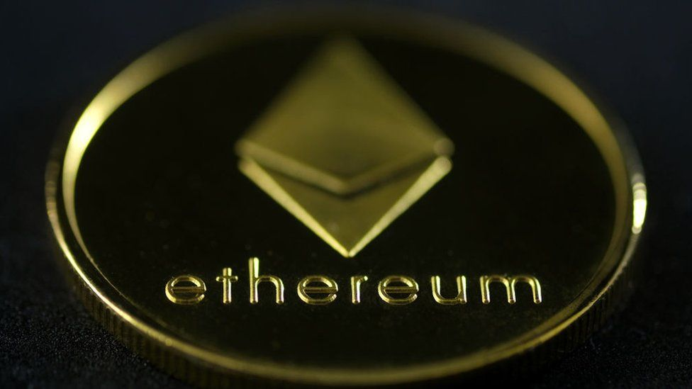 Ethereum large coin