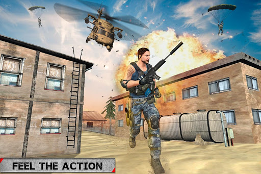 FPS Action Doctrine: Free Action Games 3.0 screenshots 8