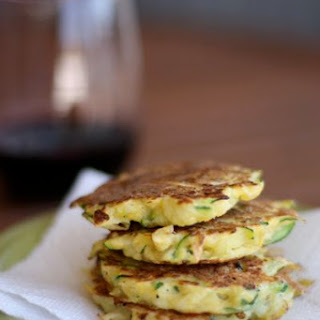 Squash Fritters With Cheese Recipes