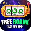 Robux Casino : Free Robux Slot Machine & RBX Wheel icon