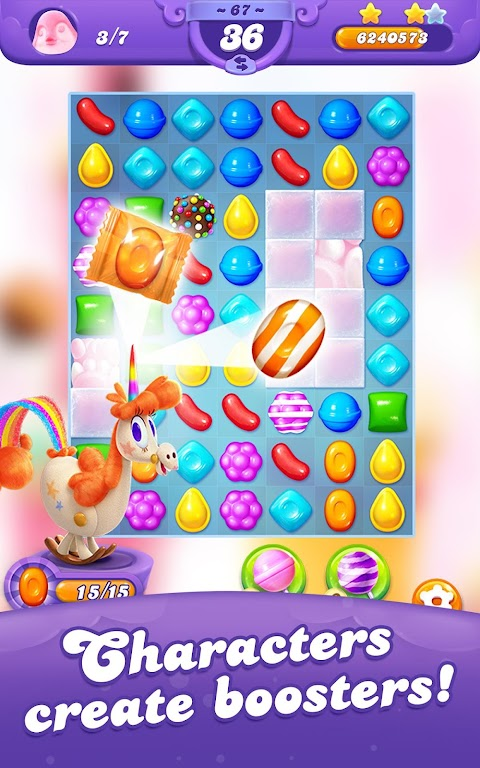 Candy Crush Friends Saga poster 15