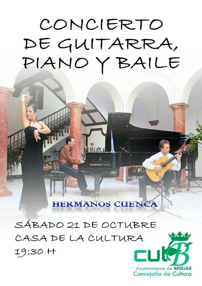 Concierto Guitarra Piano