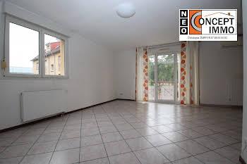 Appartement 4 pièces 90,16 m2
