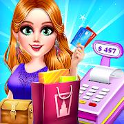التسوق مجمع تجاري فتاة: موضه فستان فوق ألعاب