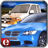 Car Attack Race: Stunt Racing