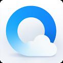 QQ浏览器 - WiFi新闻动漫直播 icon