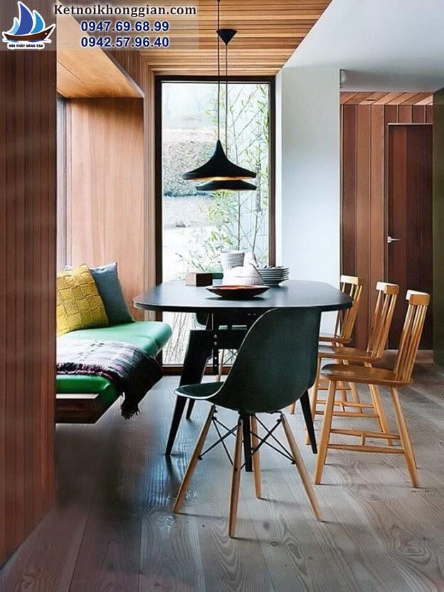 thiết kế nội thất nhà độc đáo