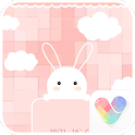 Meng rabbit lock screen icon