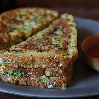 Crispy Salt and Pepper French Toast