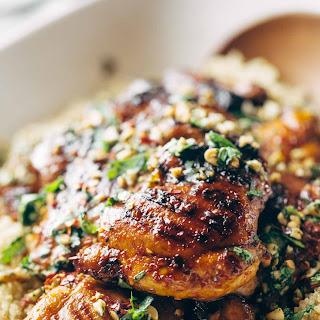 Spicy Thai Chicken and Quinoa