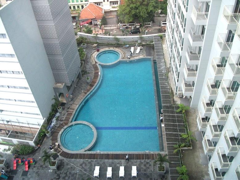 Panghegar's swimming pool