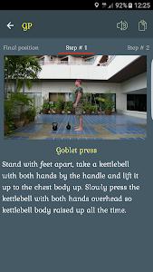 Kettlebells - 100 exercises v6.0