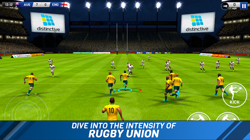 Rugby Nations 18 1.1.5.146 screenshots 1
