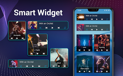 Music Player - Audio Player & 10 Bands Equalizer for PC / Windows 7