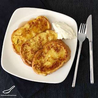 Egg Nog French Toast Recipe