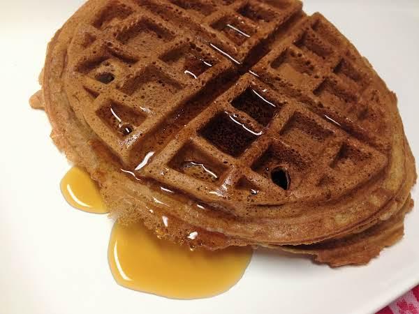 Norwegian Waffles Recipe