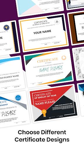 images Certificate Maker 7