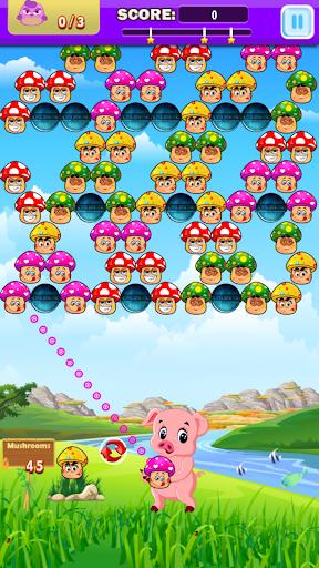Forest Bubble Clash apktram screenshots 8