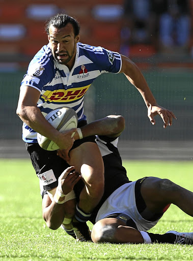 Onwards and upwards: Dillyn Leyds has been selected for WP to face the Sharks on Saturday… a week ago he came up against the All Blacks. Picture: GALLO IMAGES